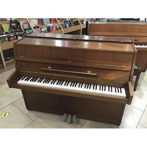 Zimmermann Small Modern Second Hand Upright Piano