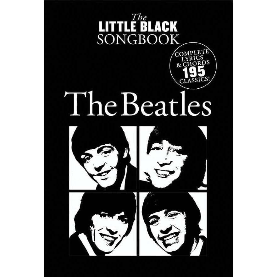 The Beatles: The Little Black Songbook: Piano, Vocal, Guitar