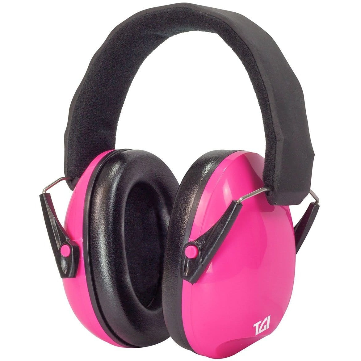 TGI Junior Ear Defenders - Pink