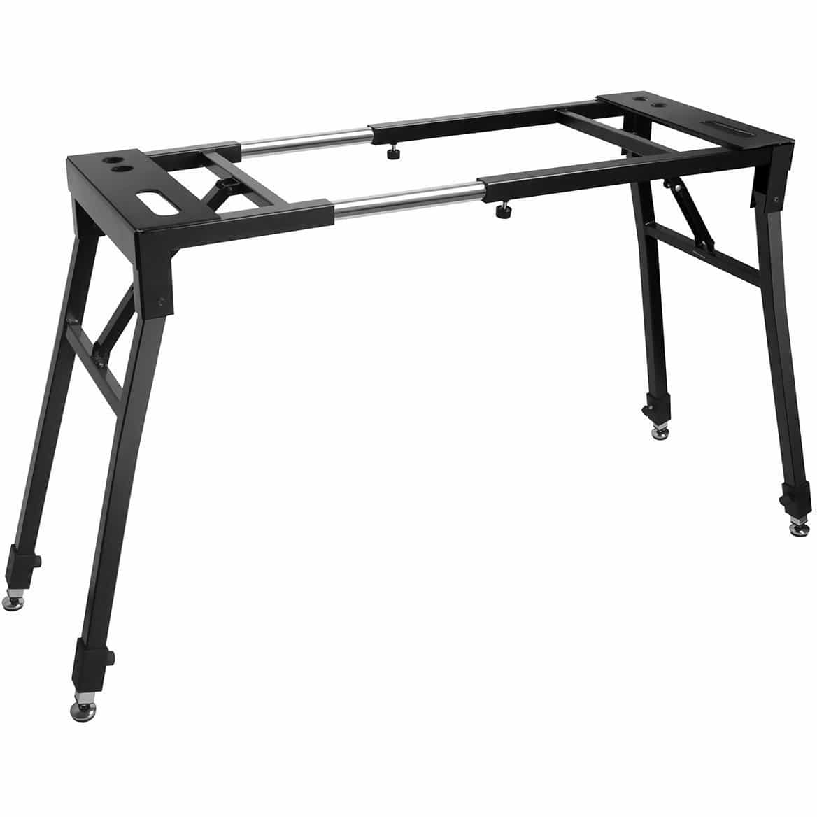TGI Keyboard Table Fold-Away Black
