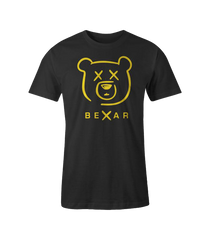 Bexar Signature Men's Black Tee