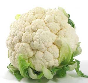 CAULIFLOWER FRESH PRODUCE FRUIT VEGETABLES EACH BUNDLE