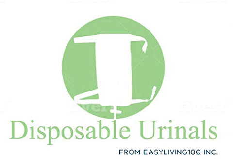Urinal Portable Men by MaleShapeWear, Inc. Urinals for Men Reusable Portable with Bag Bonus with Purchase