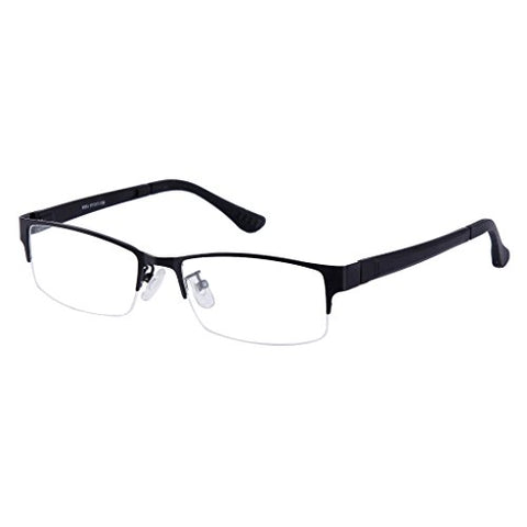 Southern Seas Mens Womens +6.00 Black 1.56 High Index Lenses Reading Glasses