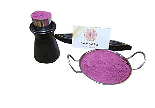 Samsara Herbs Aronia Berry 20:1 Extract Powder (2oz/57g)   Antioxidant, Flavenoids And Polyphenols S