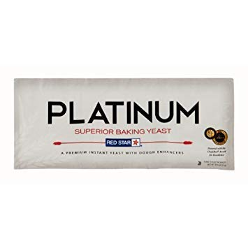 Platinum Superior Baking Yeast - 3 CT (Pack of 12)
