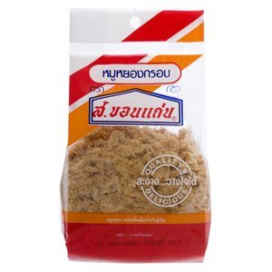 S.khonkaen Shredded Pork 100 G Thailand Product