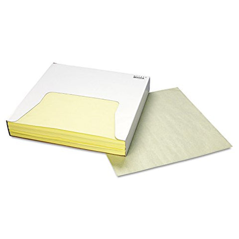 BGC057412 - Grease-Resistant Wrap/Liner, 12 X 12, Yellow, 1000/pack