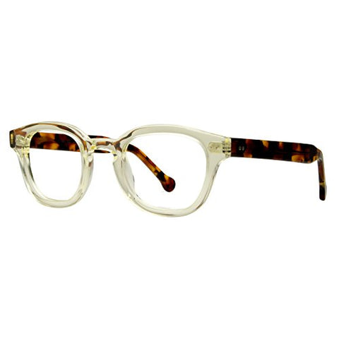eyeOs Model 'Oliver', High Definition, Hypoallergenic, Anti Glare eyeOs Men's, Women's, Retro Unisex Readers