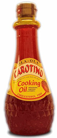 Carotino Palm Cooking Oil 17.6 Oz ... 2 Bottles