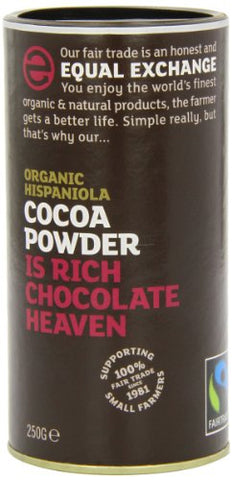 Equal Exchange - Organic Hispaniola Cocoa - 250g