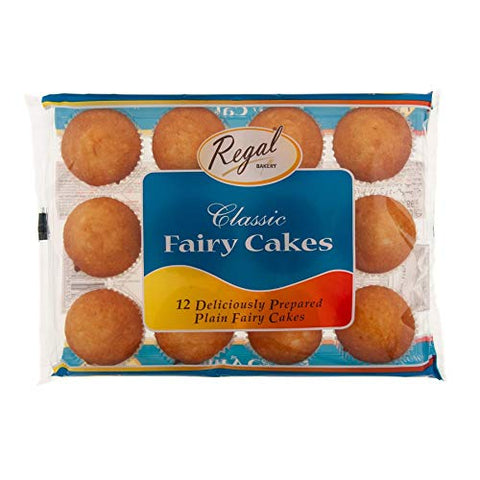 Regal Bakery Classic Fairy cakes - 280g - (pack of 2)