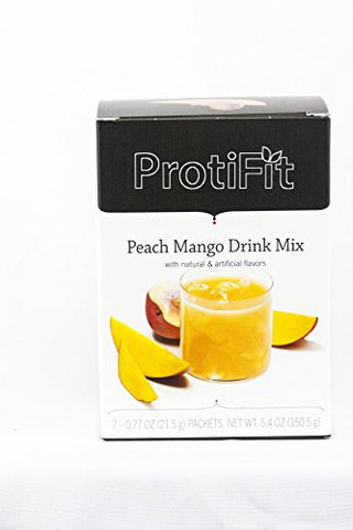 Proti Fit Peach Mango Drink Mix Ideal Protein Compatible