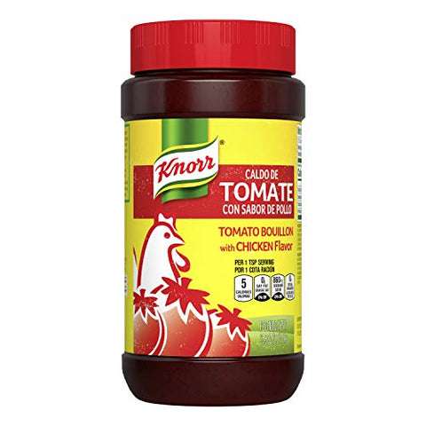 Knorr Granulated Bouillon Tomato Chicken 35.3 oz