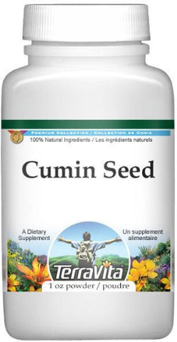 Cumin Seed Powder (1 oz, ZIN: 511762)