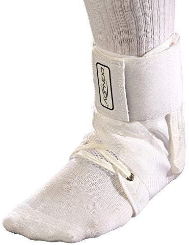 DonJoy Stabilizing Pro Ankle Support Brace, White, XX-Large