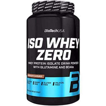 BioTech USA ISO WHEY ZERO 908 g Cookies & Cream by BiotechUSA