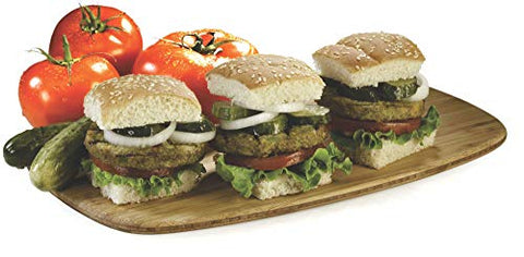 Dr. Praeger's Vegan California Veggie Burger Sliders 1.5 oz (10 lb pack)