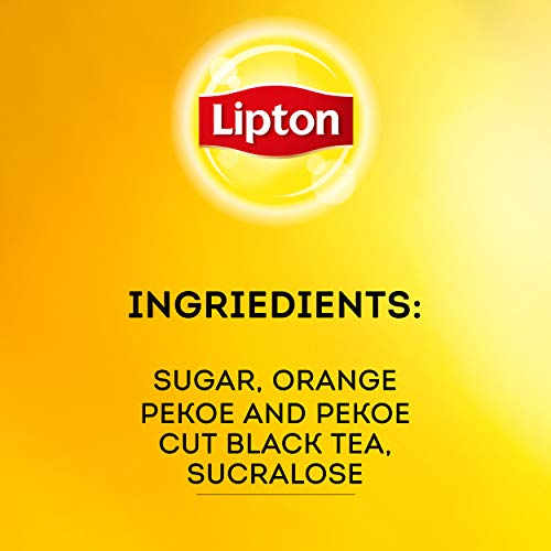 Lipton Iced Tea K Cup Pods For A Cold Beverage Southern Sweet Tea Made With Real Tea Leaves 10 Pods