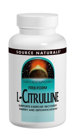 SOURCE NATURALS L-Citrulline 1000 Mg Tablet, 30 Count