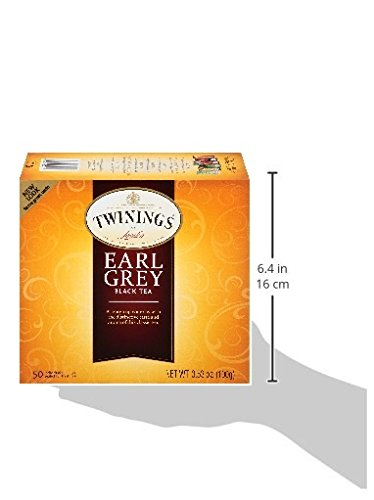 Twinings Tea, Earl Grey, 200 Count