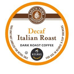 Barista Prima Decaf Italian Roast K-Cup Coffee 72 count