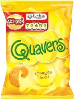 Walkers Quavers 20g