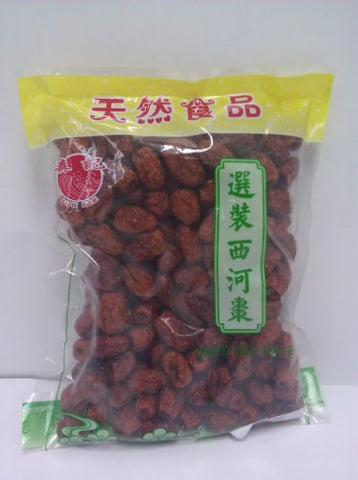 Dried Red Dates - 12oz