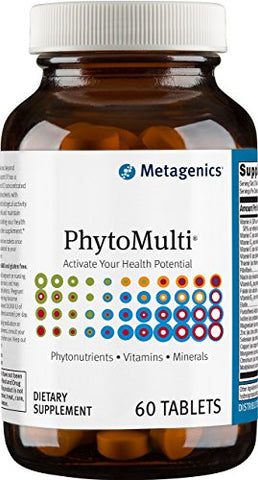 Metagenics - PhytoMulti without Iron 60 Tablets