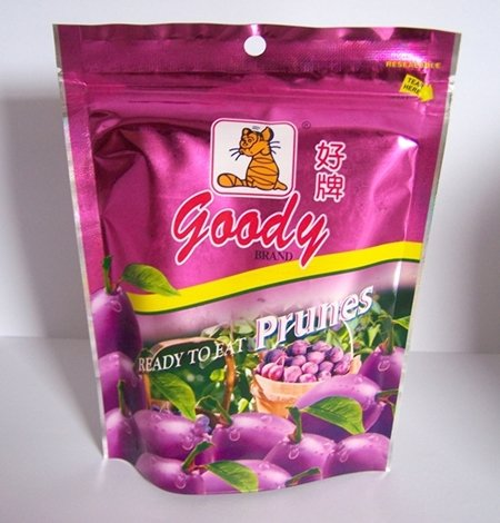 Goody Pitted Prunes Ready to Eat 200g (Pace of 5)