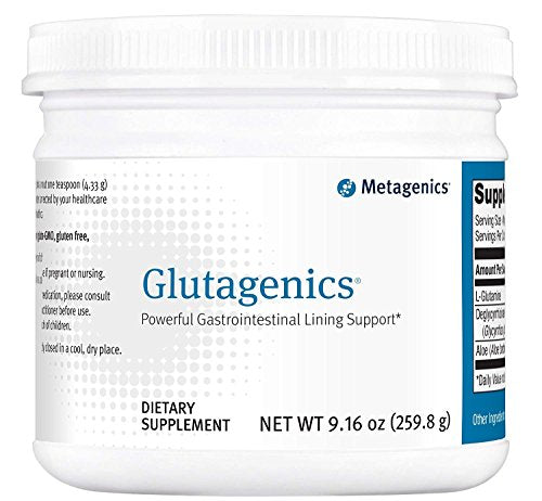 Metagenics Glutagenics Supplement, 9.16 Ounce
