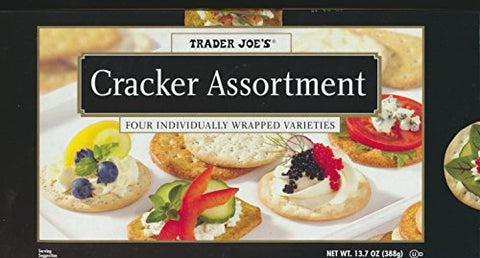 Trader Joe's Cracker Assortment