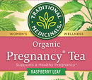 Image of Traditional Medicinals Organic Pregnancy Tea, 16 Tea Bags (Pack Of 6)