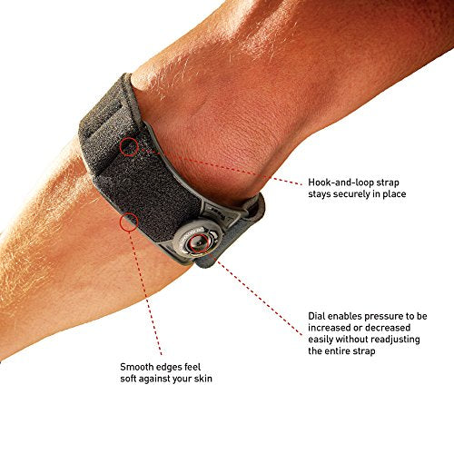 ACE Brand Custom Dial Elbow Strap