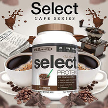 PEScience Select Cafe Series, Caramel Macchiato, 19.8 Ounce