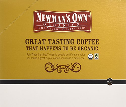 Newman's Own Organics    Special Decaf Coffee    96 K Cups For Keurig