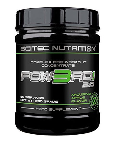 Scitec Nutrition Pow3rd - Electrifying Apple by Scitec Nutrition