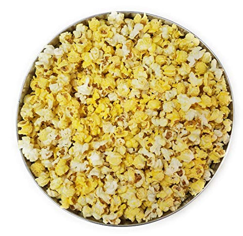 C.R. Frank Popcorn - Gourmet Popcorn Tin, 6.5 Gallon, Snow Covered Mill (All Butter)