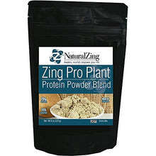 ZingPro Protein Powder Blend, ZP1 (Raw, Organic) 8 oz