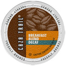 Image of Caza Trail Coffee, Decaf Breakfast Blend, 24 Single Serve Cups