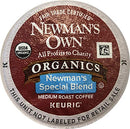 Image of Newman's Own Special Blend Coffee, Medium Roast Coffee K-Cup Portion Pack for Keurig K-Cup Brewers (Pack of 80, net wt. 32.1 oz.)