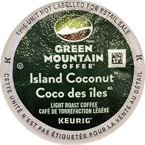 Green Mountain Coffee Island Coconut K-cup (96-count)