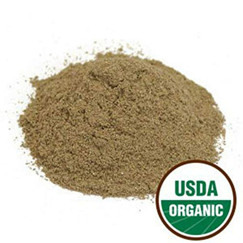 Organic Chaste Tree Berries Powder - 1 Pound