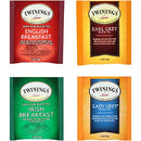 Image of Twinings Of London Classics Black Tea Variety Pack, 20 Count, Pack Of 6
