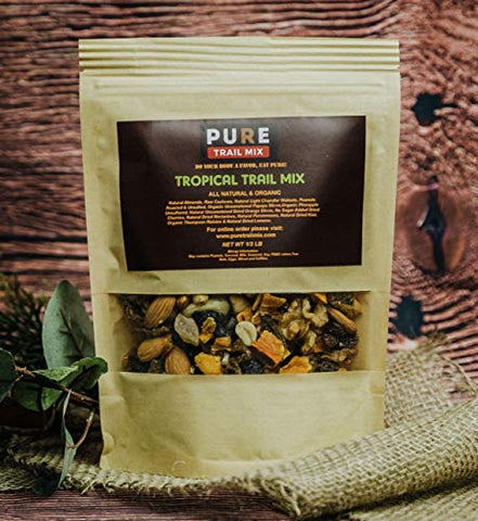 Tropical Trail Mix 1 lb
