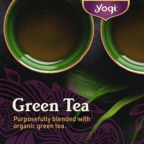 Yogi Tea   Soothing Rose Hibiscus Skin De Tox (6 Pack)   Supports A Healthy Glow   96 Tea Bags