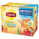 Image of Lipton Gallon Sized Iced Tea Bags Picked At The Peak Of Freshness Unsweetened Can Help Support A Hea