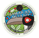 Image of Wolfgang Puck Jamaican Me Crazy 24 Single Serve Cups (Pack of 4), Compatible with All Keurig K-Cup Brewers, including Keurig 2.0