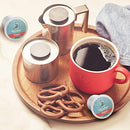 Image of Caribou Coffee Mahogany, Single Serve Keurig K Cup Pods, Dark Roast Coffee, 96 Count