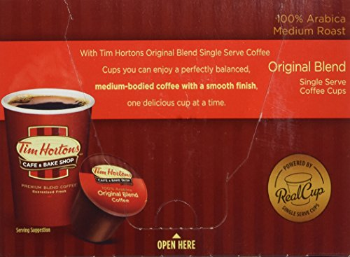 Tim Hortons Single Serve Real Cup Coffee, 0.59 Pound